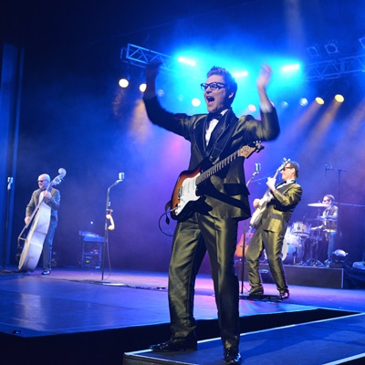 Buddy Holly Rock'n'Roll-Show